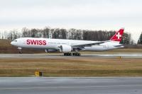 ニュース画像 1枚目:SWISS 777-300ER