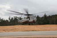 ニュース画像 1枚目:CH-53E、画像は同型機