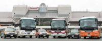 ニュース画像 1枚目:東京2020大会特別仕様ナンバープレートを取り付けた各社車両