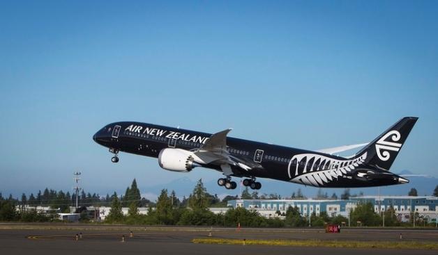 ニュース画像 1枚目:ニュージーランド航空 イメージ