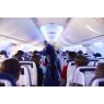 ニュース画像 3枚目:サウスウェスト航空、737-8-MAXの機内
