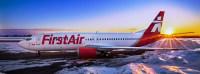 ニュース画像:カナダ北部のファースト・エア、新たなロゴやデザインを施した機体を公開