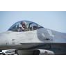 ニュース画像 3枚目:築城基地でタキシングするF-16C 「91-0382」