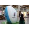 ニュース画像 3枚目:矢野きよ実さん、ラグビーワールドカップ2019日本大会をPR