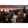 ニュース画像 4枚目:カンタス航空 787のビジネスクラス