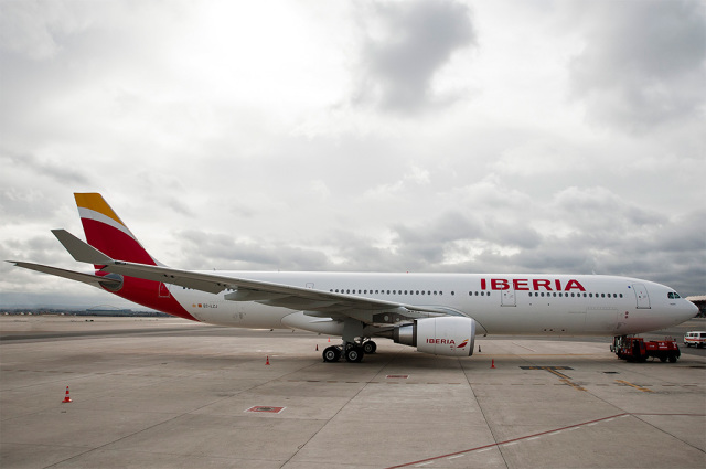ニュース画像 1枚目:イベリア航空 A330
