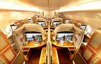 ニュース画像 1枚目:エミレーツ航空ファーストクラス