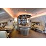 ニュース画像 3枚目:A380の機内ラウンジ