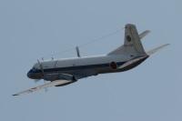 ニュース画像 1枚目:小牧基地飛来時のYS-11