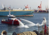 ニュース画像:成田空港、10月26日に第28回 海上防災訓練 海上で航空燃料漏洩を想定