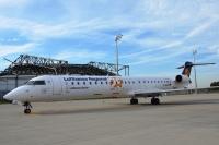 ニュース画像:ルフトハンザ・シティライン、CRJシリーズ導入から25周年祝う