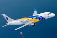 ニュース画像:エンブラエル、アメリカン航空からERJ-175を追加受注 エンボイが運航