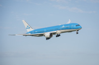 ニュース画像:KLM、アムステルダム/サンホセ線に就航 787-9で最大週3便を運航