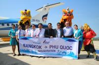 ニュース画像:バンコクエアウェイズ、バンコク/フーコック線に就航 ATR 72で週4便