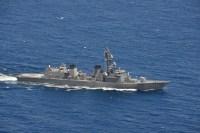 ニュース画像:海自、ASEAN創立50周年記念国際観艦式に「おおなみ」を派遣