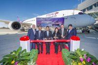 ニュース画像 1枚目:タイ国際航空、2機目の787-9