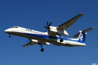 ニュース画像:ANA、DHC-8-400「JA464A」を新規登録 10月3日付け