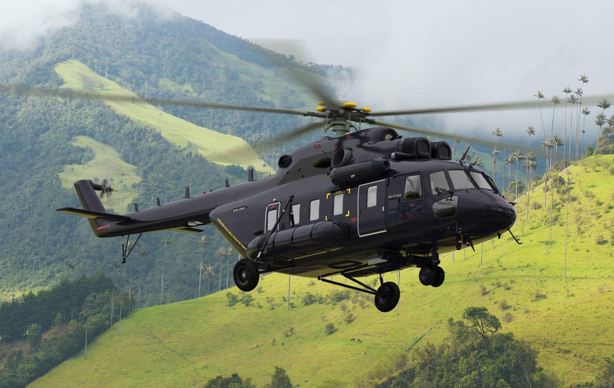 ニュース画像 1枚目:ロシアン・ヘリコプターズ Mi-171A2