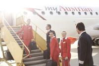 ニュース画像:オーストリア航空、ウィーンを拠点する客室乗務員300人を新たに募集