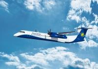ニュース画像:リース会社のパルマ、ルワンダエア向けQ400 NextGenを発注
