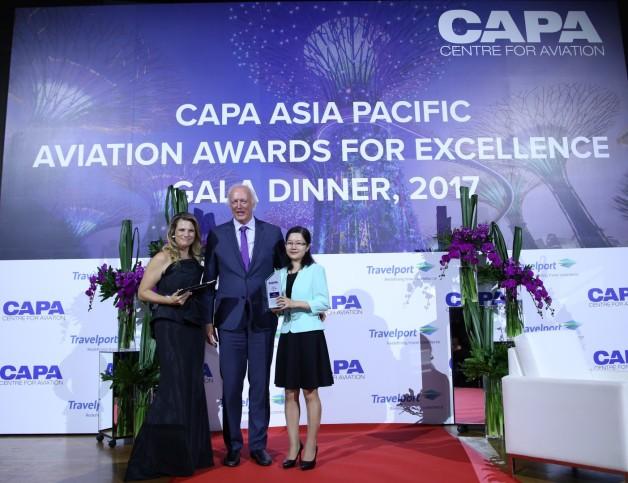 ニュース画像 1枚目:CAPAの「エアライン・オブ・ザ・イヤー」を受賞したベトナム航空