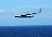 ニュース画像:陸上自衛隊スキャンイーグル無人機、2014年11月に不時着大破していた