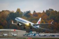 ニュース画像 1枚目:中国国際航空 737-8-MAX