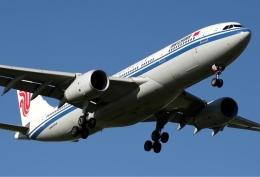 ニュース画像 1枚目:中国国際航空 A330-200