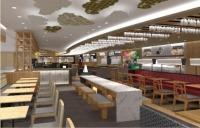 ニュース画像:チャンギ空港、和モダンのフードホール「SORA」 11月14日プレオープン