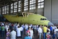 ニュース画像:An-178、初飛行準備でパイロットなどの訓練終了 4月にロールアウト