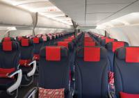 ニュース画像:エールフランス、新シート装備のA319を運航 2016年までに7,800席導入