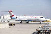 ニュース画像:オーストリア航空、12月末にフォッカー完全退役 さよならフライト運航