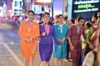 ニュース画像 1枚目:タイの航空各社と共にキャンペーンへ参加するタイ国際航空
