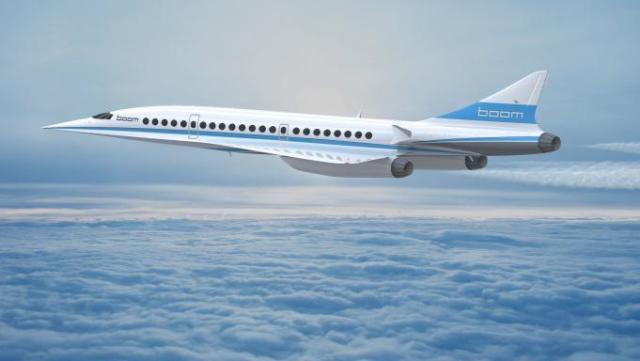 ニュース画像 1枚目:超音速旅客機めざすXB-1「ベイビー・ブーム」