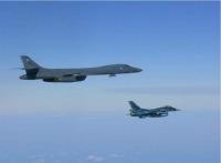 ニュース画像 1枚目:B-1BとF-2