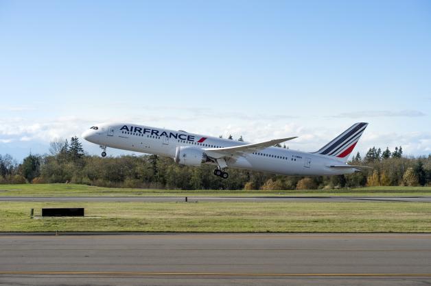 ニュース画像 1枚目:エールフランス 787-9