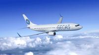 ニュース画像:GECAS、737 NG新造機の394機目を受領 1月から737 MAX受領へ