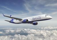 ニュース画像:ベラヴィア航空、ERJ-195を1機追加発注 737-500を更新
