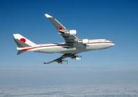 ニュース画像:航空自衛隊、747特別輸送機でセルビアとリトアニアに国外運航訓練