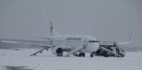 ニュース画像:JALの新千歳での脱出時の事故、乗務員の指示に従わない乗客が遠因に