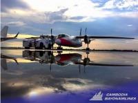 ニュース画像:エボラブルアジア、カンボジアのバイヨンエアーと日本総代理店契約を締結