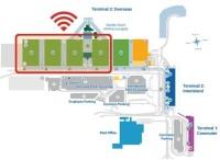 ニュース画像:ホノルル空港、無料Wi-Fiサービスの提供を開始