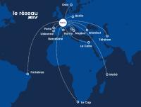 ニュース画像:Joon、夏スケジュールで就航する国際7路線を発表 オスロやローマなど