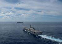 ニュース画像:いずも型ヘリ護衛艦、空母化とF-35B導入伝えられるも大臣は否定
