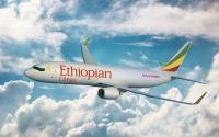 ニュース画像 1枚目:エチオピア航空向け737-800SF