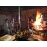 ニュース画像 3枚目:文殊仙寺での祈祷