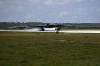ニュース画像:アメリカ空軍、B-2スピリットをグアム・アンダーセン空軍基地に前方展開