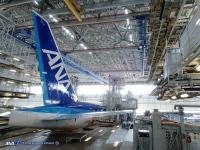 ニュース画像:羽田エクセル東急、ANA整備工場見学宿泊プラン エンジン整備も見学可