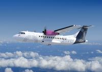 ニュース画像:ATR、アメリカ初の「-600」契約を獲得 シルバー・エアウェイズへ納入