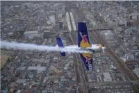 ニュース画像:室屋さん、3月25日に相馬福島道路開通記念イベントで展示飛行を披露